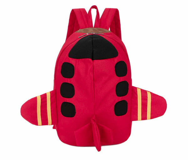 Popular Cute Kids Backpack For Baby Boys Girls Kids Plane Pattern Animals Backpack Toddler School Bag High Quality
