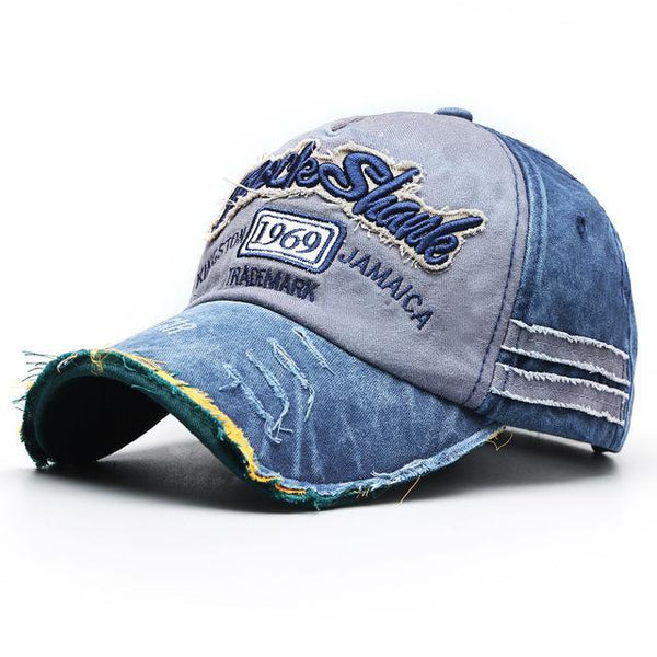 Summer Fashion Vintage Baseball Cap Casual Washed Cotton Snapback Embroidery Caps For Men Women Fashion Hat Unisex gorras