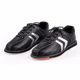 Special men women bowling shoes couple models sports shoes breathable slip training shoes