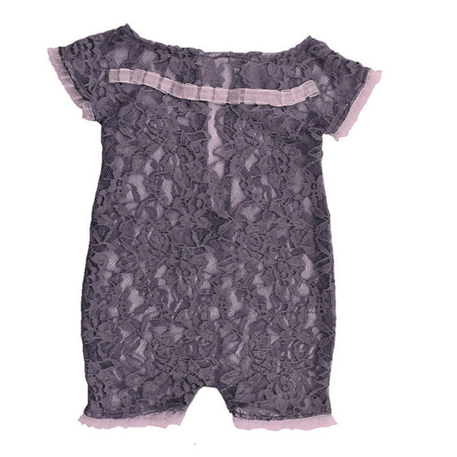 Girls /& Boys Newborn Infant Baby Romper Costume Lace Photography Props Outfit US