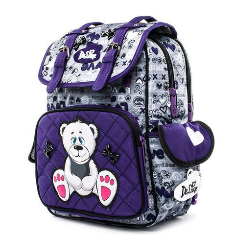 Waterproof Children School Bag Girls Boys grade 1-4 Backpack Cartoon Mochila Infantil Large Capacity Schoolbag
