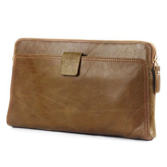 b2a135da8047 WESTAL Large Capacity Genuine Leather Man Wallet Card Holder Credit Card  Coin Purse Men Wallets Male ...