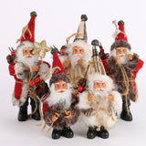 Christmas Santa Claus Doll Toy christmas decorations for home christmas tree decorations Xmas Gift