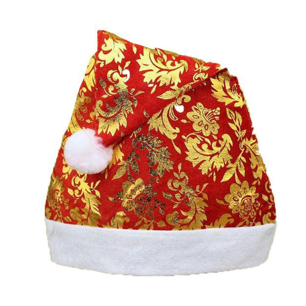 New Christmas Holiday Xmas Cap For Santa Claus Gifts