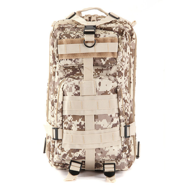High Quality Men Women Larger Capacity 3P Military Army Backpack Camouflage Bag Travel Bag Brand New Zipper Backpack Laptop Book