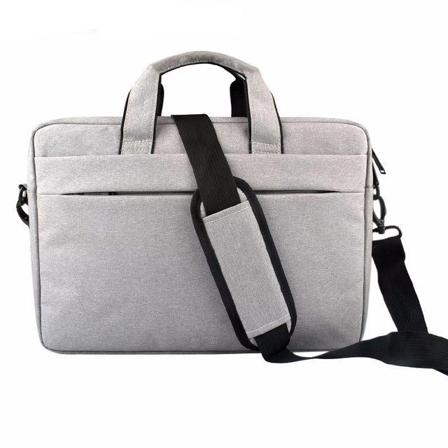 Men/Women Handbag Laptop Bag Waterproof Portable Computer Case Briefcases Notebook Bag Air Pro By 15.6 Inches for Male