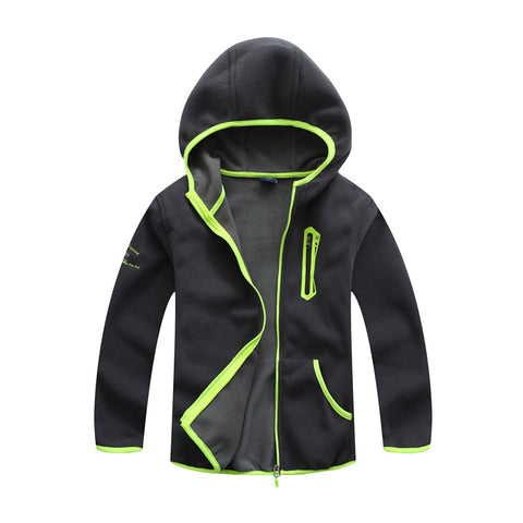 New spring autumn children baby boys girls hoodies kids casual fashion polar fleece hoodies sweatshirts high quality fit big boy