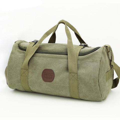 Large Capacity Men Travel Bags Vintage Canvas Women Weekend Traveling Duffle Tote Crossbody Bags Casual Male Trip Shoulder Bags