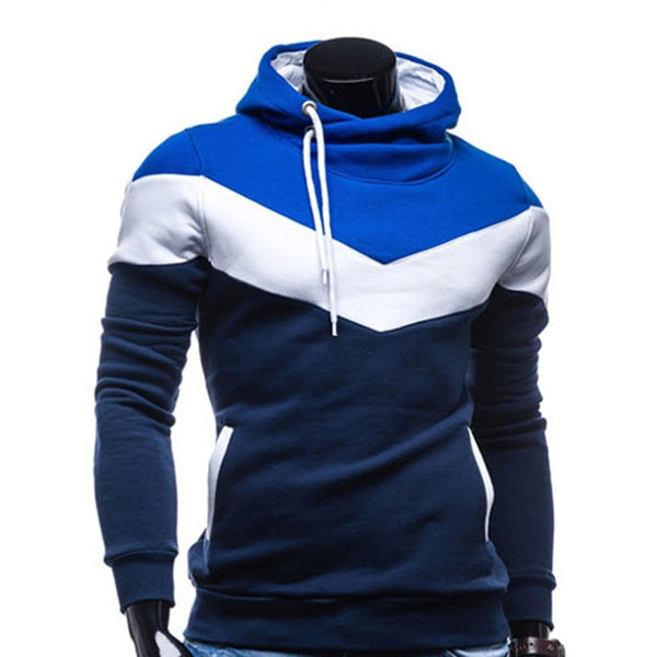 Fashionable Men Hooded Leisure Casual  Hoodie With a Soft Fluff and Thicken Sweatshirts FS99