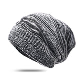 Casual Brand Winter Cap Women Hat Beanie Hats Warm Knitted Skullies Bonnet New Arrival Beanies Bonnet Femme Gorros Bone Feminino