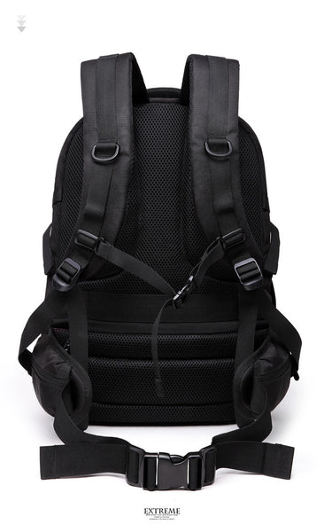 New Arrival Men Backpack 15.6 inch Notebook Bags Oxford Waterproof Anti-Theft Teenagers Men Student Fallow School Bag