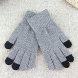 knitted gloves cell phone smartphone glove womens winter screen gloves Stretch Gloves and Mittens NOVE21