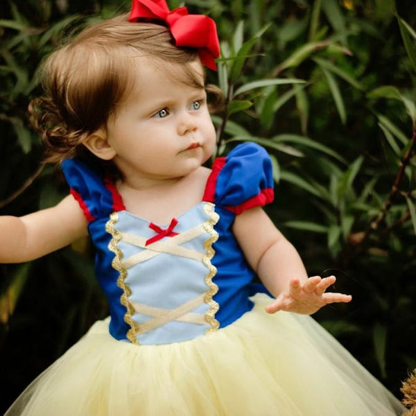 Infant Tutu Dress Bebes Christmas Costume Cute Baby Baptism Newborn Girls Halloween Wear Princess 1st Birthday Party Kids Gift