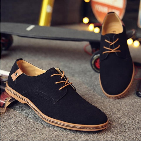 herenschoenen elegant shoes men oxfords dress shoes men formal wedding shoes Cow Suede plus size derby prom shoes mocassin homme