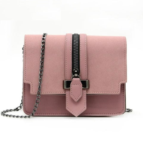 Fashion Matte Women Bags High Quality Handbags Designer Shoulder Bag Small Chain Crossbody Messenger Bags