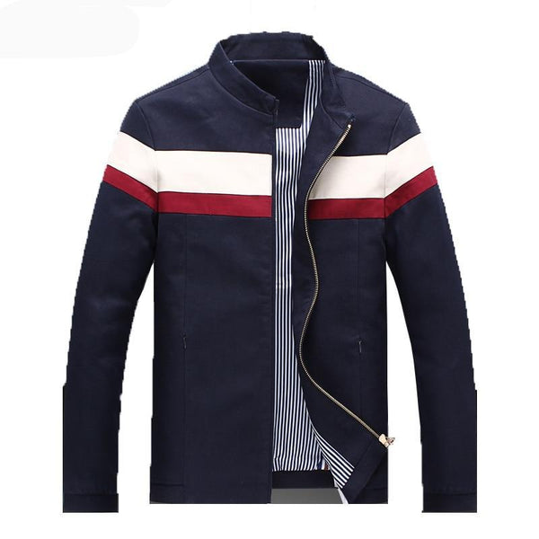 new spring Jacket Men Slim Fit Mens Designer jackets and coats man Clothes Cotton Men Casual Jacket