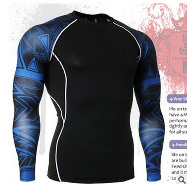 2017 Top Sale Real Mens Slimming Abdomen Body Shaper Compression Girdle Shapewear Underwear Long Sleeve T Shirt