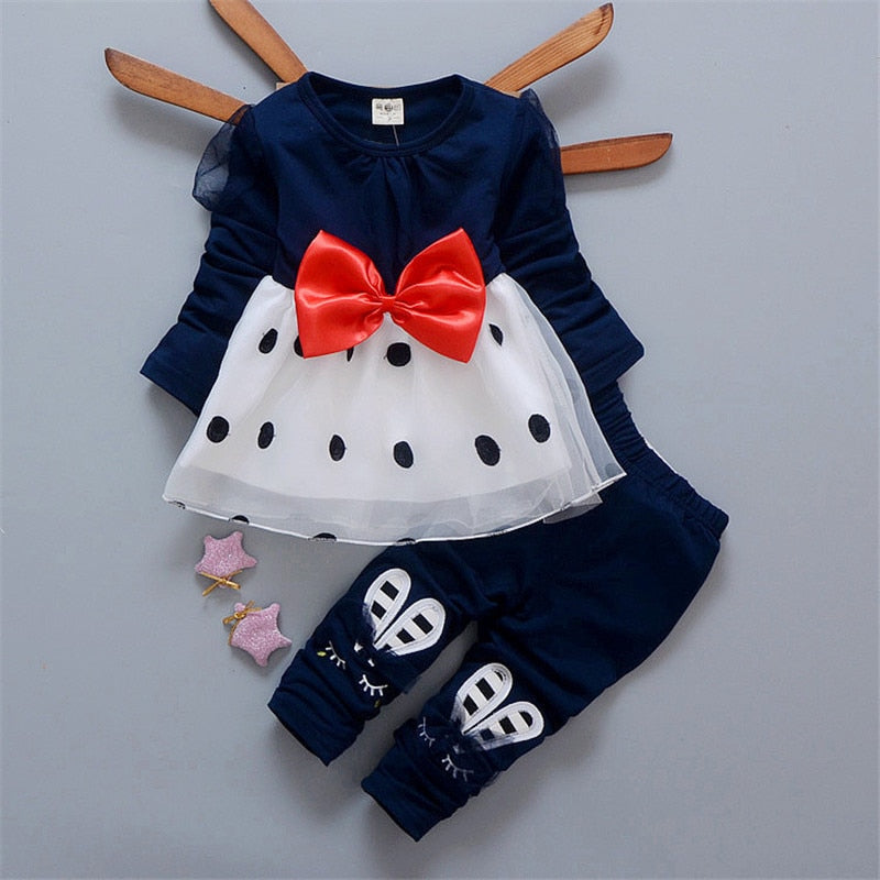 Toddler Girl Fashion Outfits Kids Skirt Set Baby Girls Sports Suit Summer Spring Clothes Cute Children Clothing Tracksuit