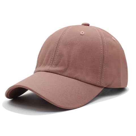 New Women Baseball Cap Men Snapback Caps Bone Flat Hats For Men Faux Leather Gorras Female Male Dad Blank Winter Cap 2018