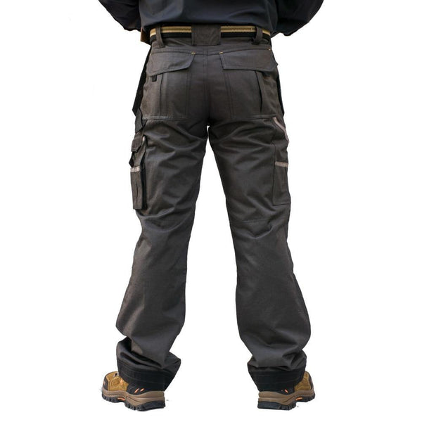Men Cargo Pants Casual Multi Pocket Pant Military Tactical Long Full Length Trousers High Quality Plus size ID626