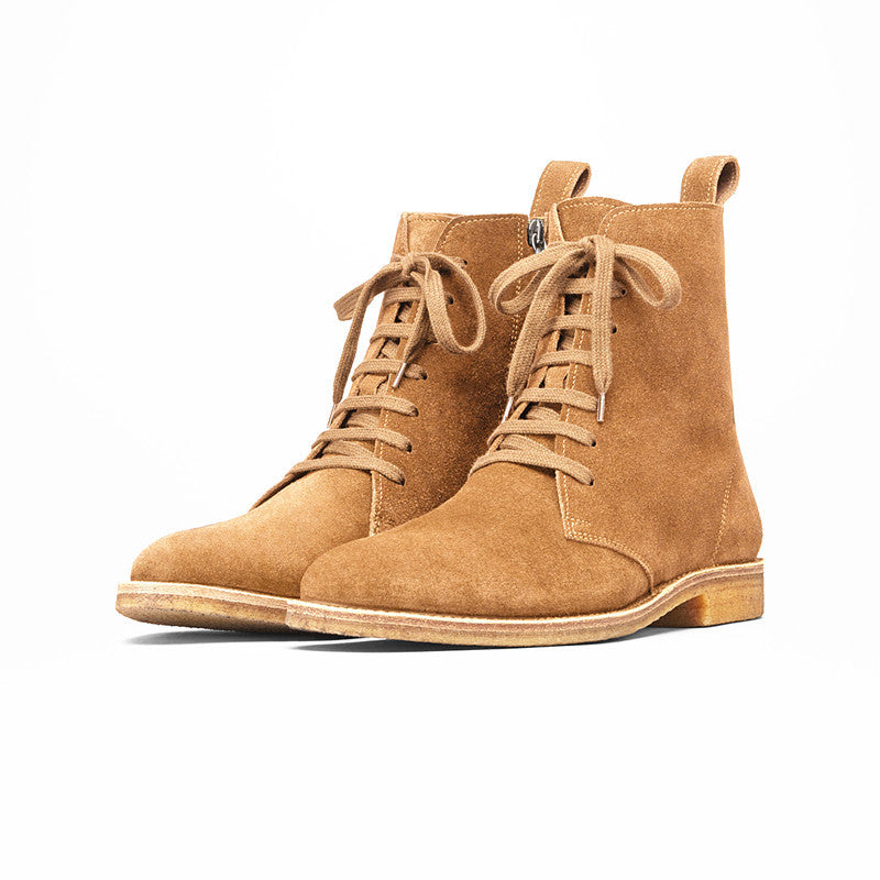 44a0a4b27c3 JOHNKART.COM.  162.00 USD. Classical Chelsea Boots British Style Fashion Handmade  High Quality Cow Leather Boots Casual Wedding Platform Men ...