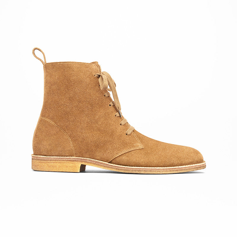 2820950f68530 Classical Chelsea Boots British Style Fashion Handmade High Quality Cow  Leather Boots Casual Wedding Platform Men Shoe Big Size