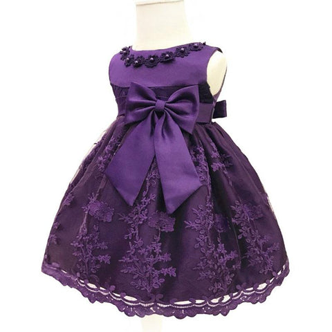 Baby Girls Dress For Party Princess Dresses Infant Christening Gown 1 Year Birthday Dress Christmas Baby Girls Clothing on Johnkart.com