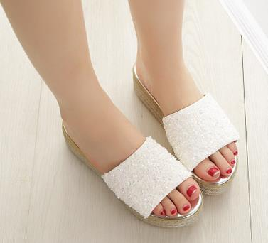 Casual Female Outdoor Non-slip Shoes Women Large Size 40-43 Small 33 Sandals