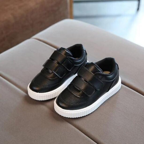 Spring Children Shoes Girls Boys Sport Shoes Anti Slip Soft Bottom Kids Baby Sneakers Casual Flat Martin Boots Size 21-30