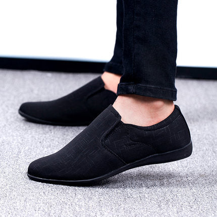 Men Shoes High Quality Men Casual Shoes Fashion Summer Mens Loafer Canvas Shoes Breathable Men Flats Zapatillas Hombre