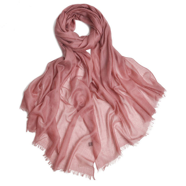 Cashmere  Scarf  Warm Pashmina Thin Multi Colors  Women Shawl Soft Scarves Free Shipping