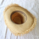 Summer  Men Raffia Jazz  Hats Mens American Western Cowboys Straw Hat Print Stars Beach Sun Caps for Men