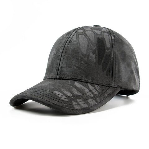 New High Quality Unisex Cap Men & Women Camouflage Tactical Baseball Cap Army Cap Fashion Cobra Camo Snapback Hat Caps