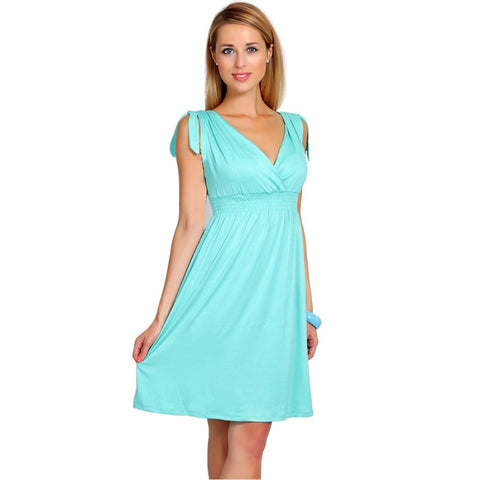 Summer Maternity Dresses V-neck Breastfeeding Maternity Clothes For Pregnant Women Pregnancy Clothing Vestidos