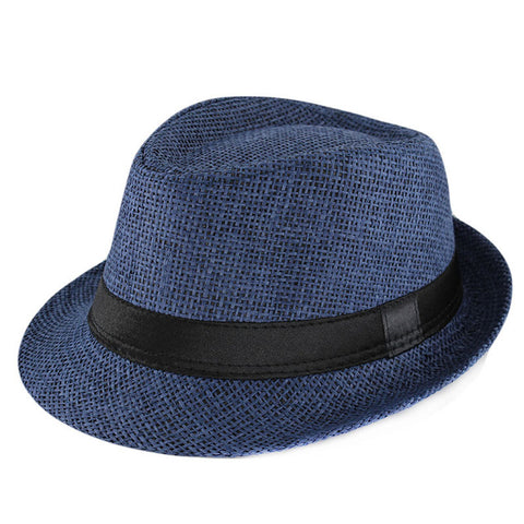 New Fashion Kids Sun Hat For Boys Summer Caps Casual Straw Caps Children Solid Colors Bonnet Girls Hats SN-002