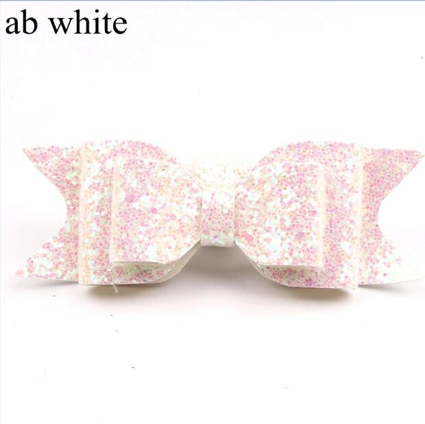 Hair Clip Women Baby Girl 12CM Big Glitter Hair Bow Kids Hairpins Hair Clip For Children Hair Accessories Toddler Headwear