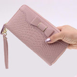 New Wallet For Women Wallet Long Lovely Pu Leather For Women Purse Female Coin Card Clutch Big Capacity For Women Purse Wom