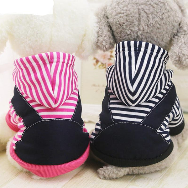 XS-5XL Dog Clothes For Dog Large Hoodies Warm Pet Coat Outfit Small Dog Chihuahua Breeds Big Size Clothing Roupa Cachorro 30S2