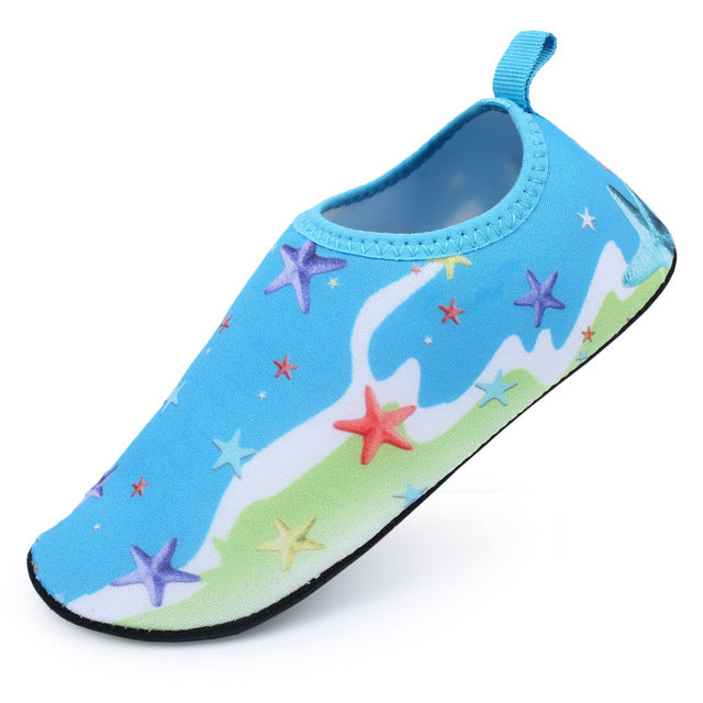 41a721a115b1d quick-drying sea slippers sneaker shoes for beach swimming shoes for diving  water socks surfing wading aquas Aqua kids