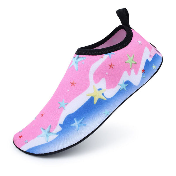 quick-drying sea slippers sneaker shoes for beach swimming shoes for diving water socks surfing wading aquas Aqua kids