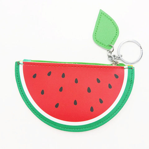 Want Go Cactus Mini Cartoon Children Coin Purse Keychain Small Pouch Zipper Key Bag Lady Leather Wallets Female Purse For Girls