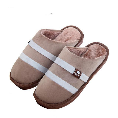 Mens Shoes Slippers Pantuflas Terlik Men Winter Cotton Slippers Large Size Cotton Slippers Home Slippers Zapatillas