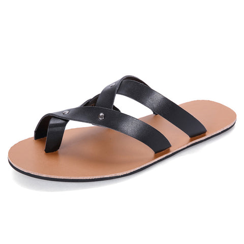 Fashion Sandals Slippers 2018 New Summer Color Casual Beach Slippers Slide Shoes