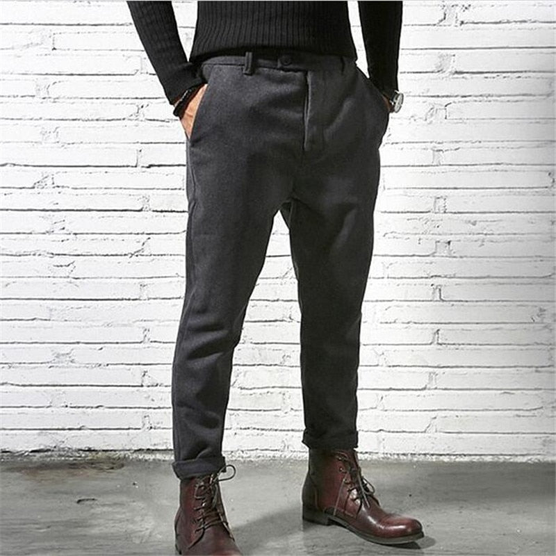 New Arrival Men'S Pants Casual Men Pants Casual Mens Business Trousers Autumn Fashion Male Pants High Quality