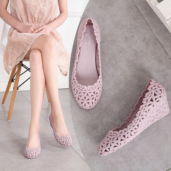 Summer Fashion Sandals Woman soft large size Flip Flops sandals casual comfortable women's shoes mid heels wedges sandals