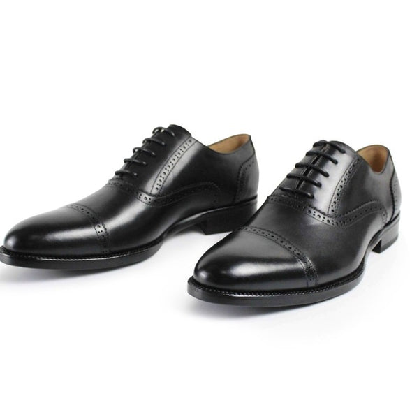 vintage retro Mens Oxford Shoes 100% genuine leather luxury party wedding dress Shoes hand painted Lace-Up unqiue design