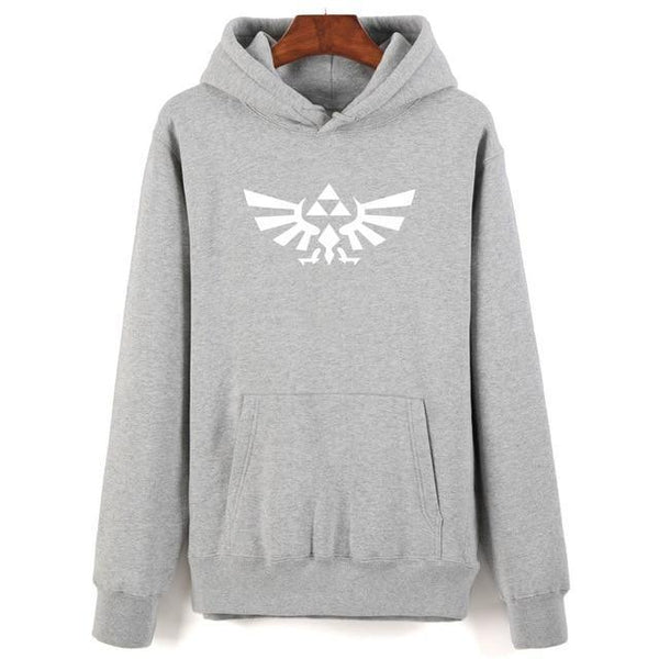 Hoodies Pullover Fashion Sweatshirt Men Women Clothes Hoodies Cotton Streetwear Legend of Zelda Coat