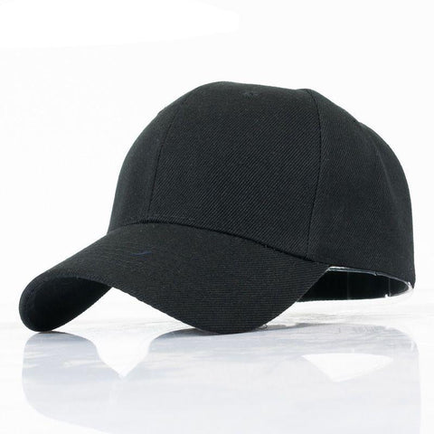 89a08be70044c3 Black Blank Baseball Cap for Men Women Plain Bones Masculino Casquette  Homme Gorras Mujer Red Army