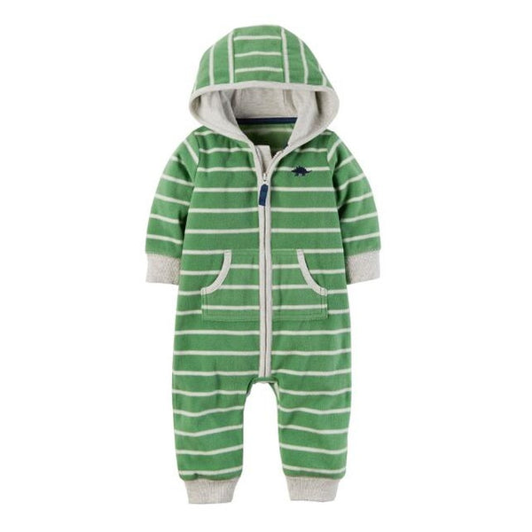 New baby costume cute camo baby jumpsuit coat for baby boy clothes , fleece outfit infant  Jacket for baby girl clothing
