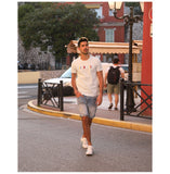 Summer T-Shirt Men Short Sleeve Slim Casual Cotton Tees Literal Thoughts Plus Size Tops Brand Clothing 180289